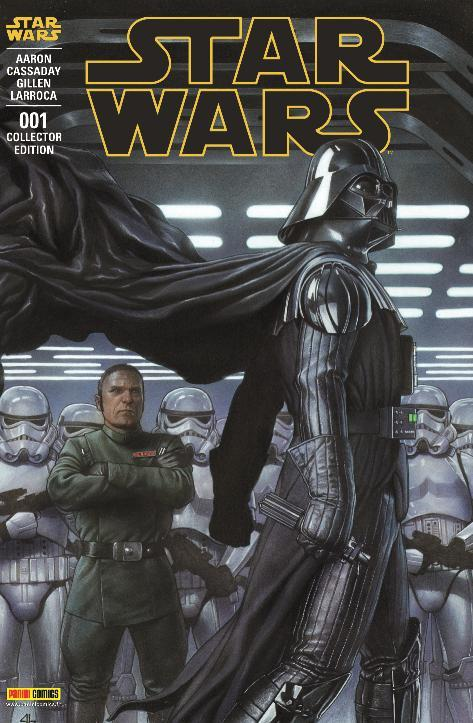 MAGAZINE STAR WARS #1 PANINI - Mai 2015 1018