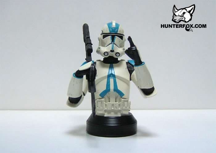 Clone Trooper 501st Special Ops (Blue) ROTS Mini bust 10212