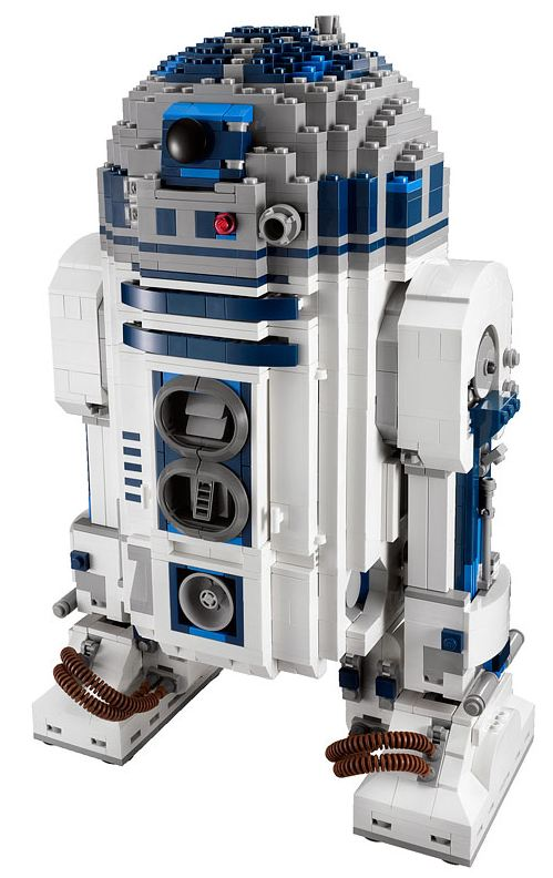 LEGO STAR WARS - 10225 - R2-D2 UCS 10225-11