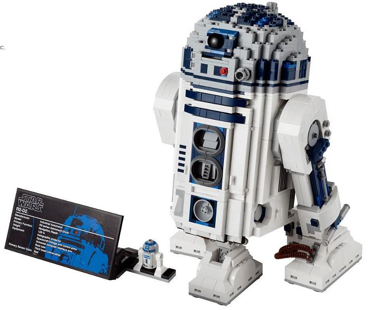 LEGO STAR WARS - 10225 - R2-D2 UCS 10225-12