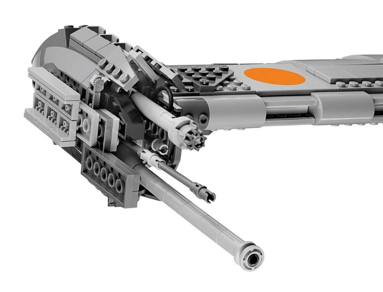 LEGO STAR WARS - 10227 - UCS B-Wing Starfighter  10227-11