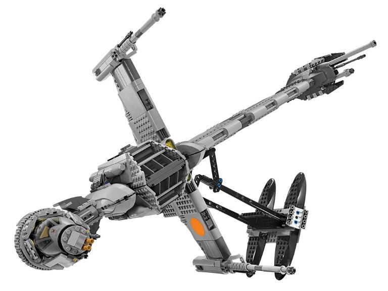 LEGO STAR WARS - 10227 - UCS B-Wing Starfighter  10227-13
