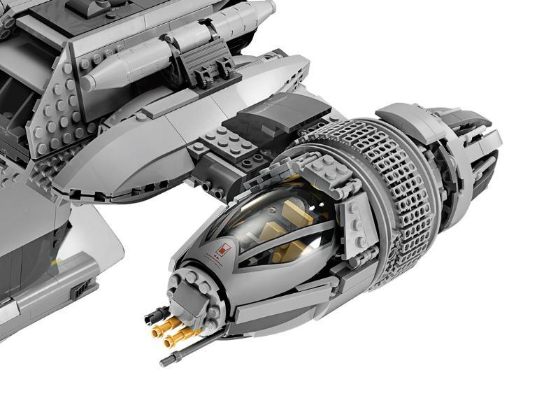 LEGO STAR WARS - 10227 - UCS B-Wing Starfighter  10227-14