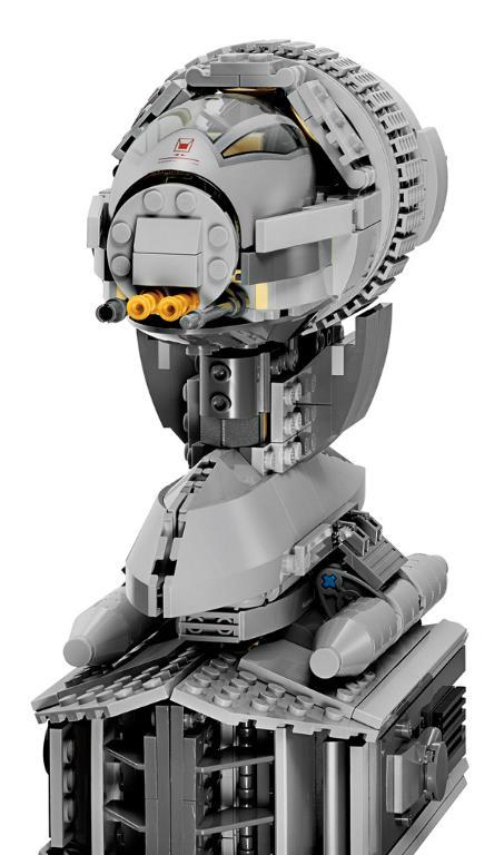 LEGO STAR WARS - 10227 - UCS B-Wing Starfighter  10227-15