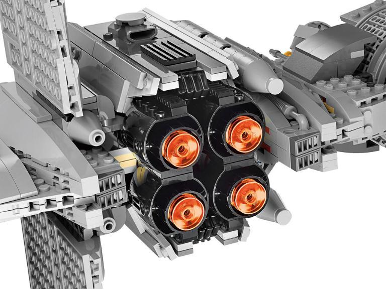 LEGO STAR WARS - 10227 - UCS B-Wing Starfighter  10227-16