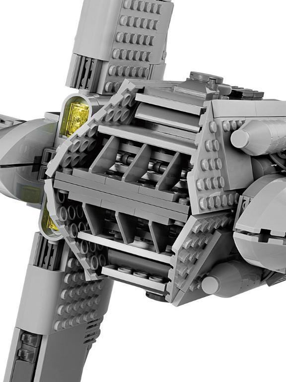 LEGO STAR WARS - 10227 - UCS B-Wing Starfighter  10227-18