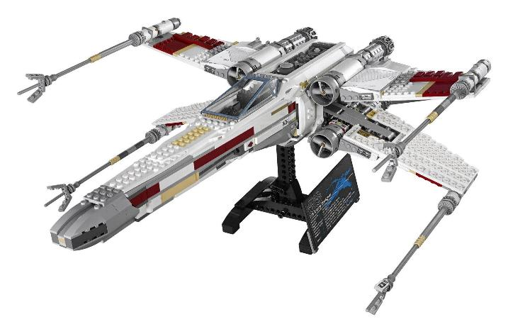 LEGO STAR WARS - 10240 - Red Five X-Wing Starfighter UCS 10240-16