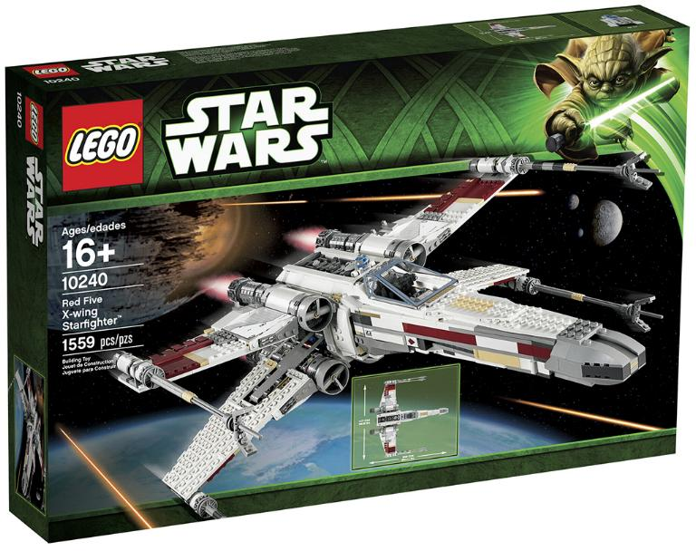 LEGO STAR WARS - 10240 - Red Five X-Wing Starfighter UCS 10240-20