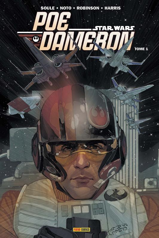STAR WARS - POE DAMERON Tome 1 1027