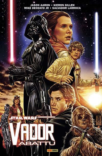STAR WARS : VADOR ABATTU   1028