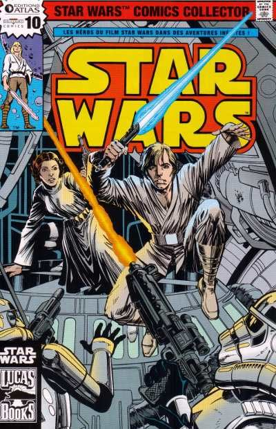 EDITION ATLAS - STAR WARS COMICS COLLECTOR #01 - #20 1033