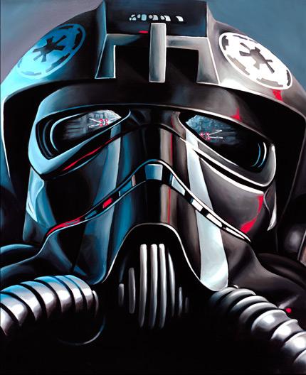 Star Wars - Christian Waggoner 1054