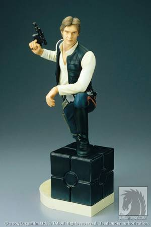 Kotobukiya - Han Solo ARTFX Statue 1056710