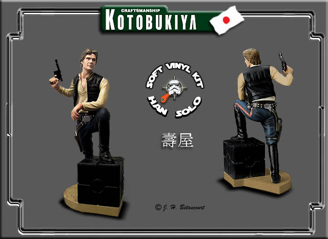 Kotobukiya - Han Solo ARTFX Statue 1056810