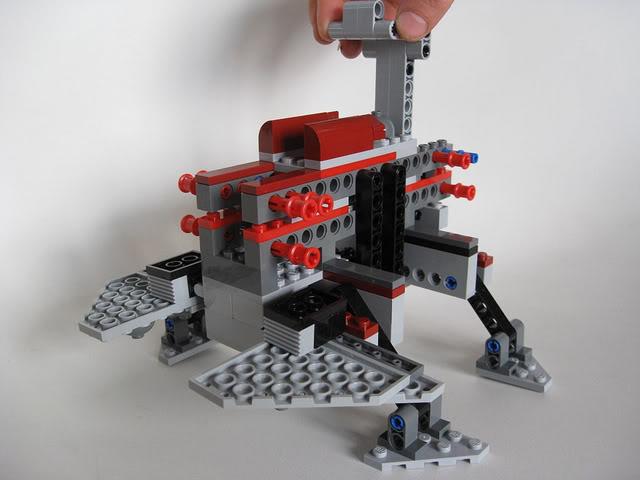 LEGO STAR WARS - 7964 - Frégate de la république 1061
