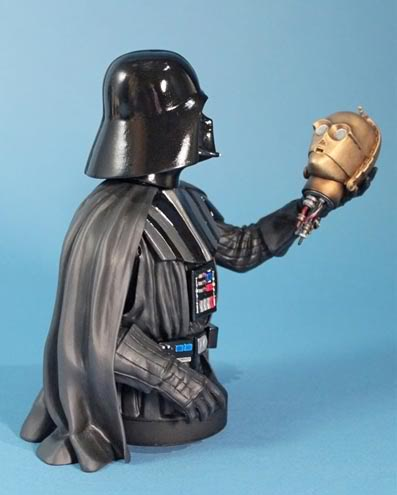 Gentle Giant - Darth Vader Holiday - Bust  1068