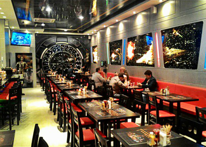 Restaurant Star Wars 1071