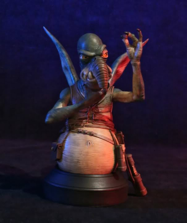 Gentle Giant - Watto - Mini-Bust 1073