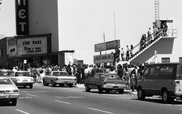 Star Wars and the Coronet in 1977: An oral history 10coro10