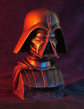 Gentle Giant - Darth Vader McQuarrie Bronze Bust 110