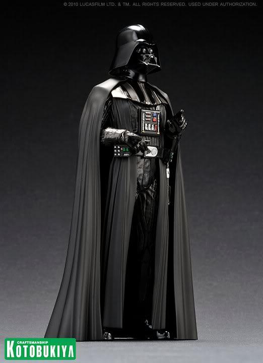 Kotobukiya - Darth Vader - Empire Strikes Back - ARTFX+ 111