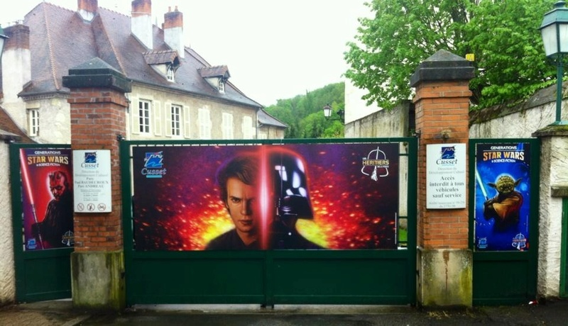 Générations Star Wars & SF - Cusset 30 Avril et 1er Mai 2016 11195310