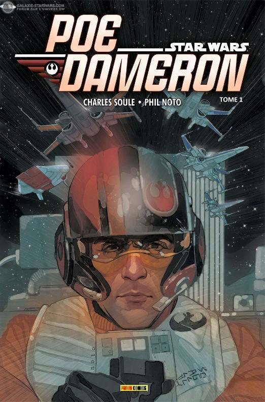 STAR WARS - POE DAMERON Tome 1 1120