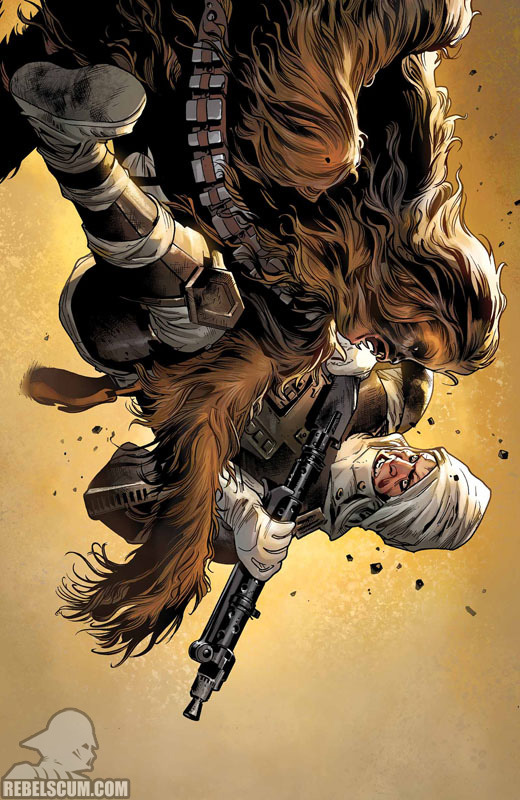 Marvel Comics US - Star Wars  1126