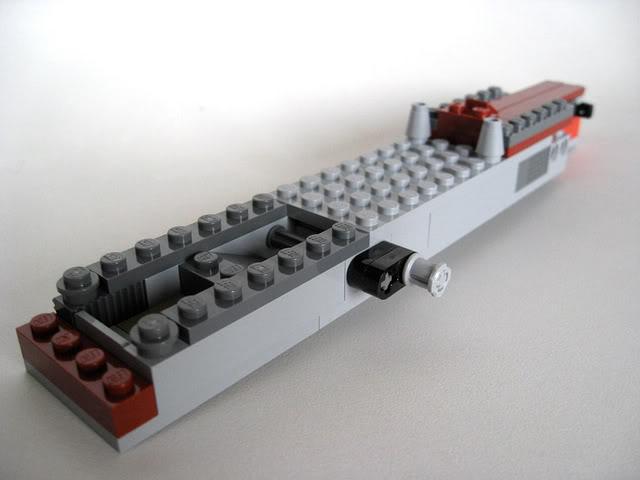 LEGO STAR WARS - 7964 - Frégate de la république 1149