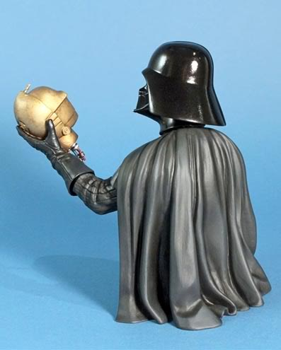Gentle Giant - Darth Vader Holiday - Bust  1156