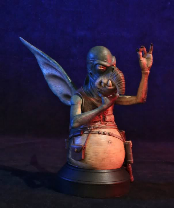 Gentle Giant - Watto - Mini-Bust 1161