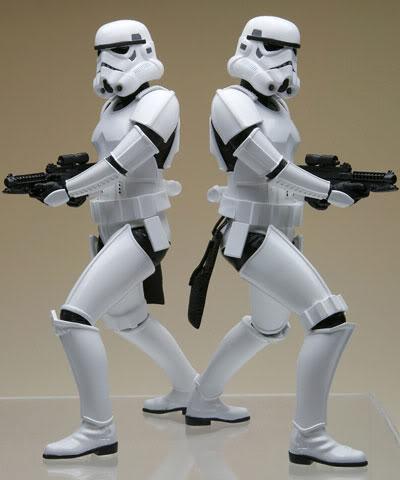 Kotobukiya Stormtrooper ArtFX + 1163