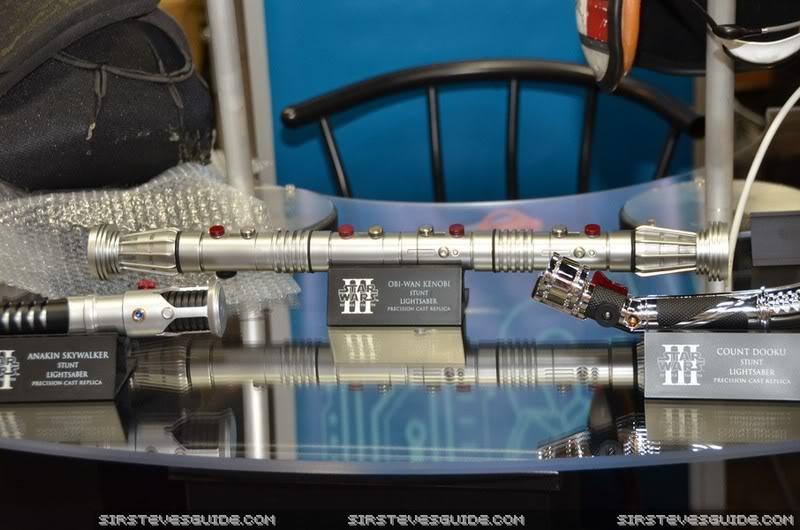 eFx - Darth Maul Lightsaber - Stunt Replica 12210