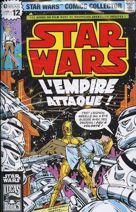 EDITION ATLAS - STAR WARS COMICS COLLECTOR #01 - #20 1223