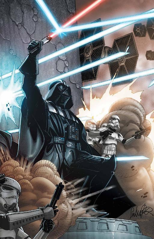 Marvel Comics US - Star Wars: Darth Vader 1225