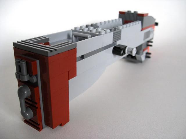 LEGO STAR WARS - 7964 - Frégate de la république 1246