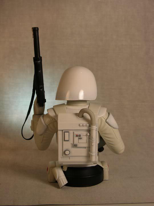 Gentle Giant - McQuarrie Snowtrooper SDCC 2011 Mini Bust 1257