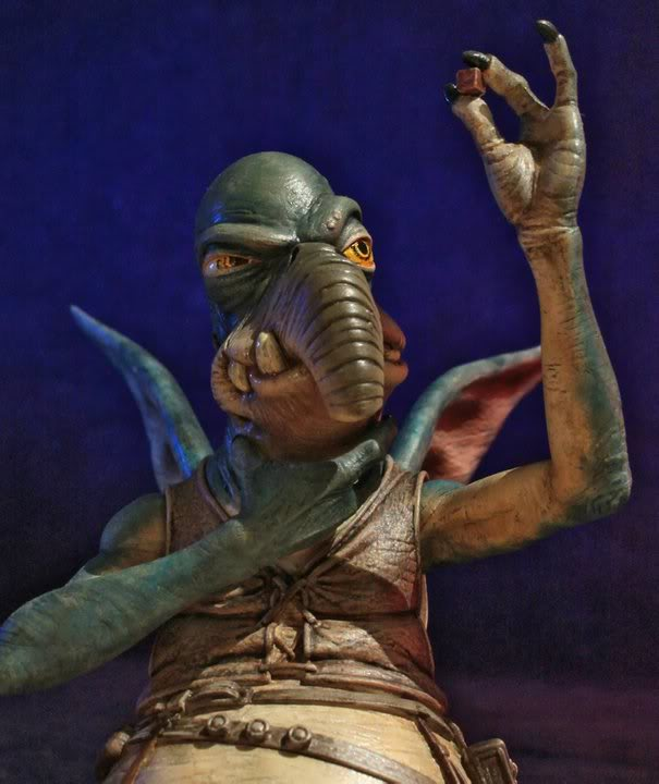 Gentle Giant - Watto - Mini-Bust 1258