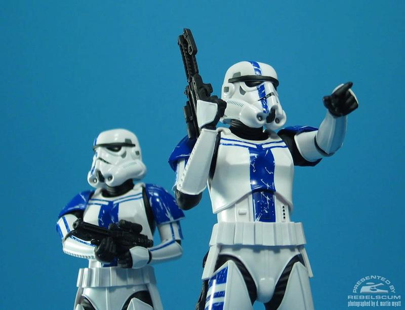 Kotobukiya: SDCC Exclusive ARTFX+ Stormtrooper Commander Set 1260