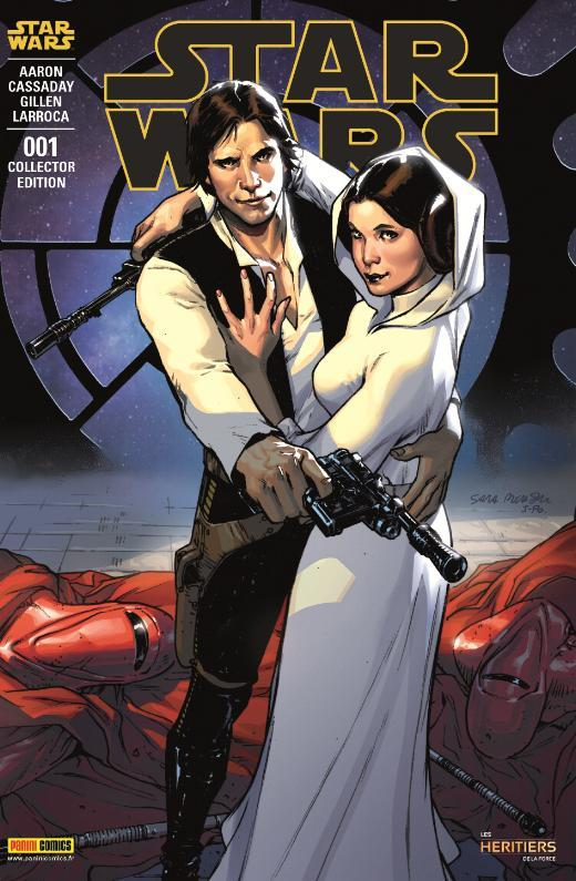 MAGAZINE STAR WARS #1 PANINI - Mai 2015 1313
