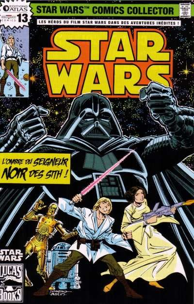 EDITION ATLAS - STAR WARS COMICS COLLECTOR #01 - #20 1322