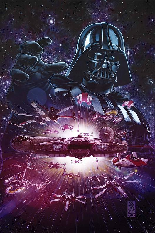Marvel Comics US STAR WARS: VADER DOWN  1324