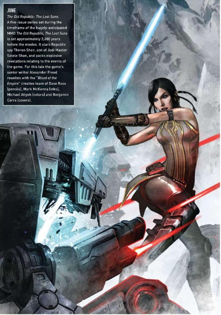 STAR WARS - THE OLD REPUBLIC - Page 2 1331