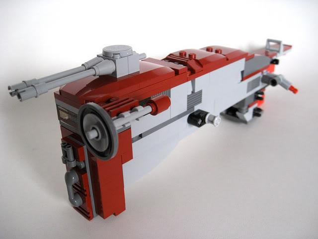 LEGO STAR WARS - 7964 - Frégate de la république 1345
