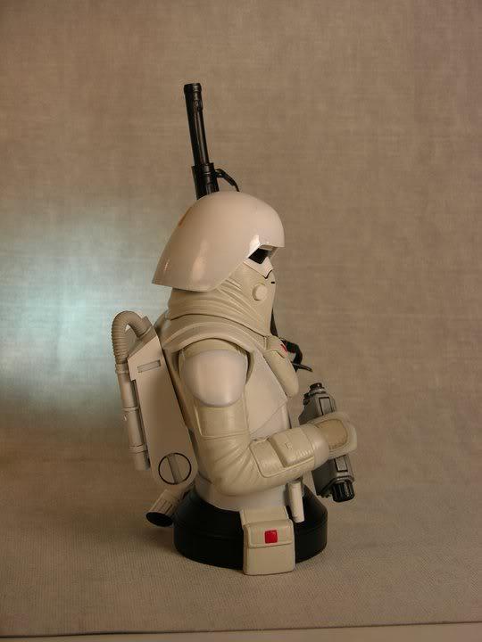 Gentle Giant - McQuarrie Snowtrooper SDCC 2011 Mini Bust 1355