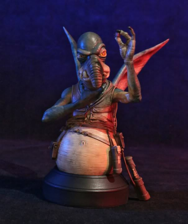 Gentle Giant - Watto - Mini-Bust 1356