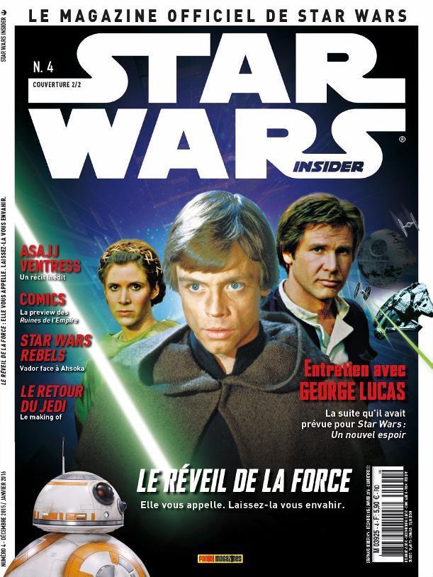 STAR WARS INSIDER #4 1411