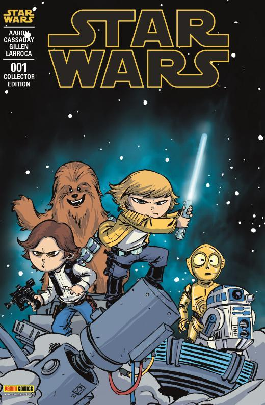 MAGAZINE STAR WARS #1 PANINI - Mai 2015 1412