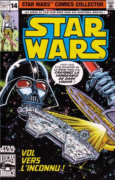EDITION ATLAS - STAR WARS COMICS COLLECTOR #01 - #20 1420