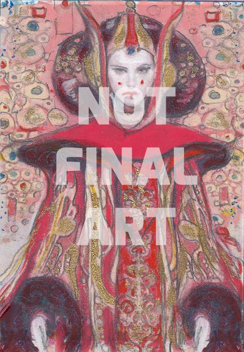 Artworks Exclusifs Celebration Europe II - Art Show 1434